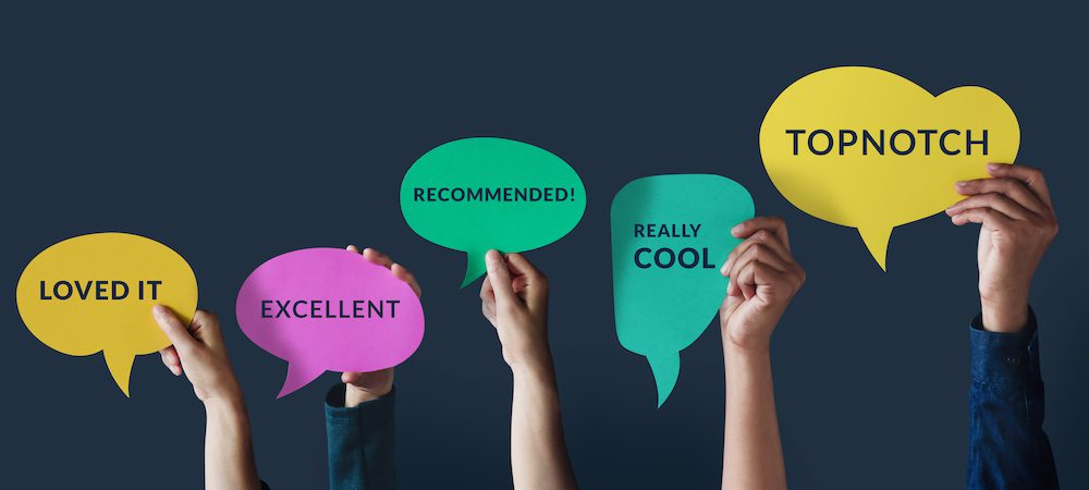 online store customer review tips