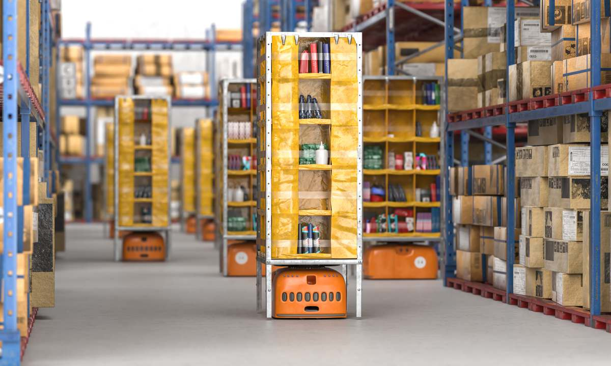 Warehouse Automation ecommerce